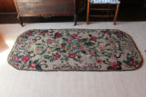 Rug Handmade by Emma Hoops for Linger Lodge, 1940