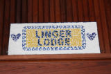 Linger Lodge Mosaic by Debbie Blackwell Smith