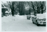 Snowy Streets of Syracuse, 1978
