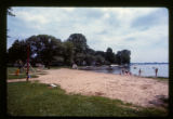 The Beach and Water at Lakeside Park