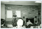 Verna Shawchuck - Leader; Fort Wayne Faith Retreat 1983