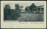 Small Postcard of a House on Morrison Island
