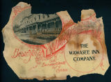 Advertisement for the Wawasee Inn Company
