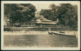 The Eli Lilly Cottage on Lake Wawasee