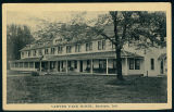 Postcard of the Porch of the Vawter Park Hotel