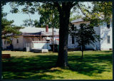 The Back of the Oakwood Hotel, 1994