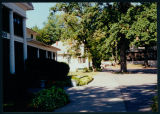 The Walkway in Front of the Oakwood Hotel, 1994