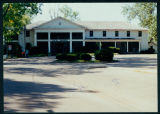Driveway and Entrance of the Oakwood Hotel, 1994