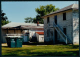 Rear of the Oakwood Hotel, 1994