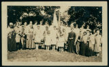 Pageant at Oakwood Park in July 1928