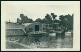 Postcard of the Wawasee Boat Company