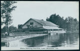 Small Photograph of the Waco Dancing Pavilion