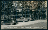 Cars Parked in Front of Sargent's Hotel