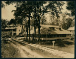 Photograph of Part of the Sargent's Hotel Property