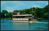 "The ""Wawasee Belle"" Passenger Boat on Lake Wawasee"