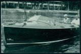 Teetor Family in 1930 Dee-Wite 17' Runabout
