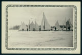 Men with Ice Boats