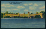 Our Lady of the Lakes Seminary on Lake Wawasee