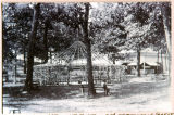 Pre-1914 Photograph of Water Pump Gazebo