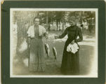 Sisters Mary Neerman and Martha Neerman Hirschman