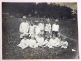 Photograph of Children from 1910