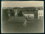View of First Charter Building in the Location on MainStreet Where the Present Day Library Stands,...