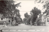 Main Street in Winona at Bass Lake