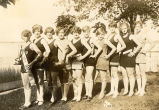 First Bass Lake Beauty Contest 1926