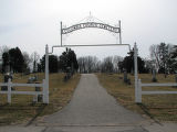 Columbia Cemetery (AKA White Church Cemetery)