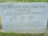 Richardson Cemetery