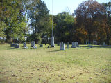 Burchfield (AKA Williams) Cemetery