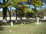 Elmer Holder Farm (AKA Dillbeck) Cemetery