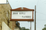 Broad Ripple Playhouse