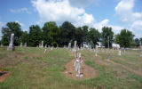 Elnora (aka Old Cemetery of Elnora) Cemetery