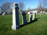 Odon's Old Town Cemetery