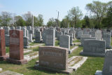 A Jewish Cemetery on the South Side of Indianapolis