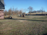 Poplar Grove Cemetery and Church