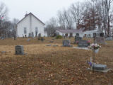 Hindostan Methodist Cemetery and Church
