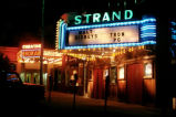 Brokaw Theatre and Strand Theater