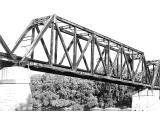 B&O RR: Wabash River Bridge
