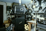 Projector equipment