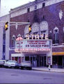 Anderson State Theater Marquee