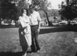 Nellie and Roy Hape,Uniontown, KY