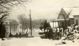 High water, Cannelton, IN, 1937