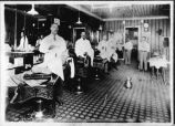 William H. GLover Shaving Parlor,