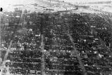 Downtown Louisville, aerial view, KY, 1937