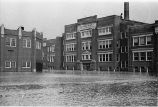 Central High School and Gymnasium,  Evansville, IN, 1937