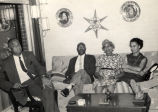 Dr. Malcohm Williams, Dr. Charles E. Rochelle, Mrs. Thelma N. Rochelle, Mrs. M. Williams