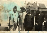 Four men, May 4, 1939