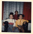 Jhanna Lynn Reed, Stacy Darlene Reed and Mario Reed, January 29th, 1973